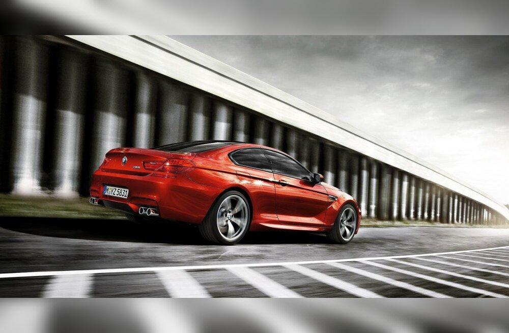 Manuaalkäigukastiga BMW M5 ja M6 kantakse nüüdsest ajaloo prügikasti