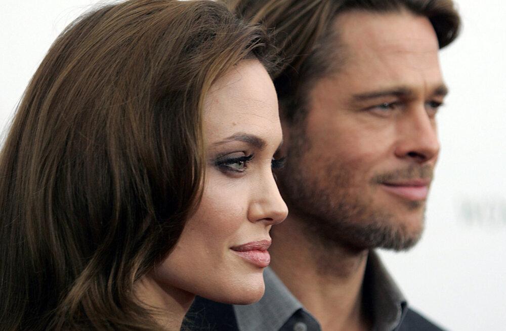 Brad Pitt on ekskaasa Angelina Jolie peale sügavalt solvunud: näitleja süüdistab naist milleski eriti nõmedas