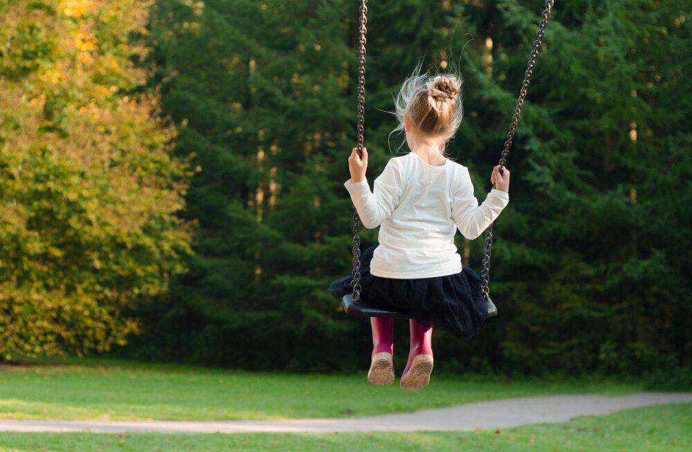Kas tead, mis juhtub tulevikus, kui lased lapsel end kamandada?