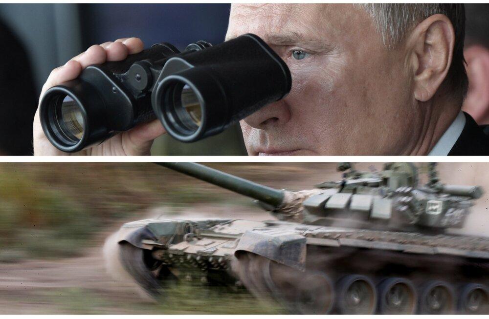 Vladimir Putin ja õppused