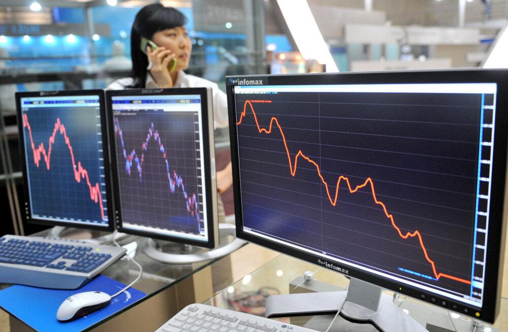 Kinnitage rihmad. Koroonaviirus võib tuua 2008. aasta finantskriisi tasemel hävingu