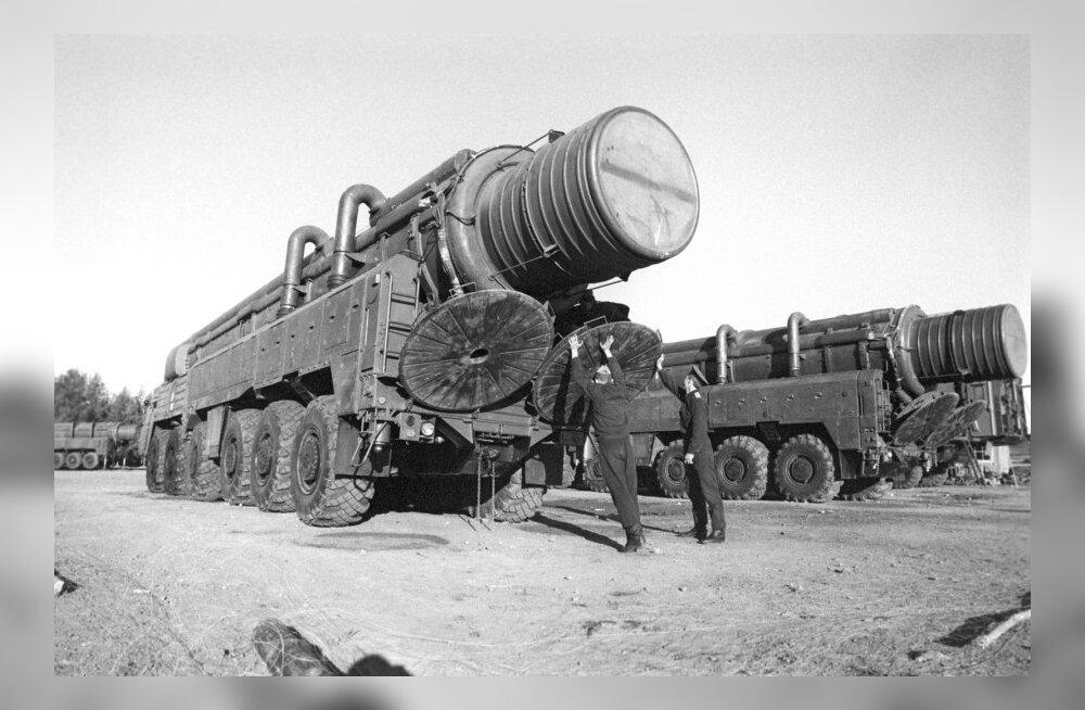 Soome oli külma sõja ajal mõlema poole tuumalöökide sihtmärk