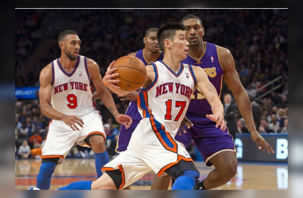 New York Knicksi  Jeremy Lin
