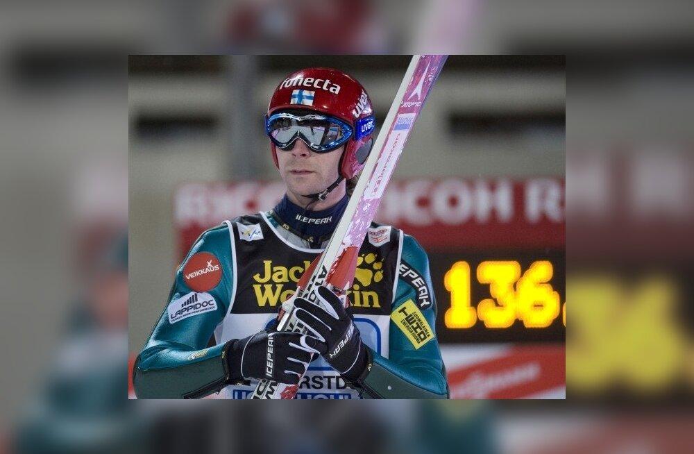 Janne Ahonen: poolakad ähvardasid mu ära tappa
