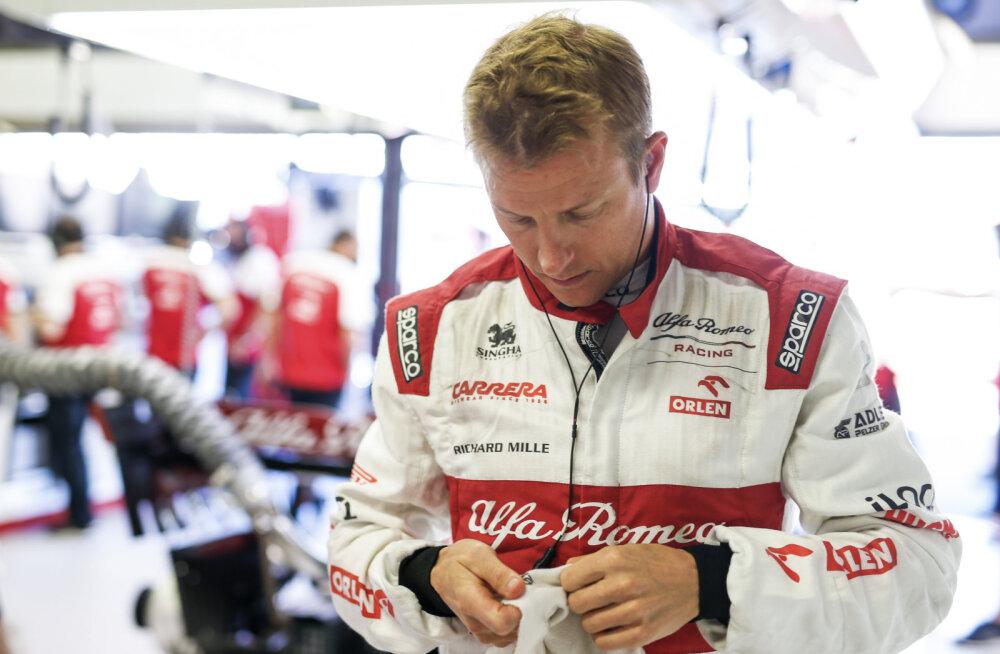 Alfa Romeo soovib Kimi Räikköneniga jätkata, kõik sõltub soomlasest endast