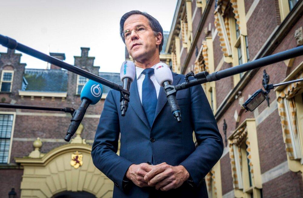 Hollandi peaminister mõistis kuritegeliku vägivalla hukka: mis neile inimestele sisse on läinud?