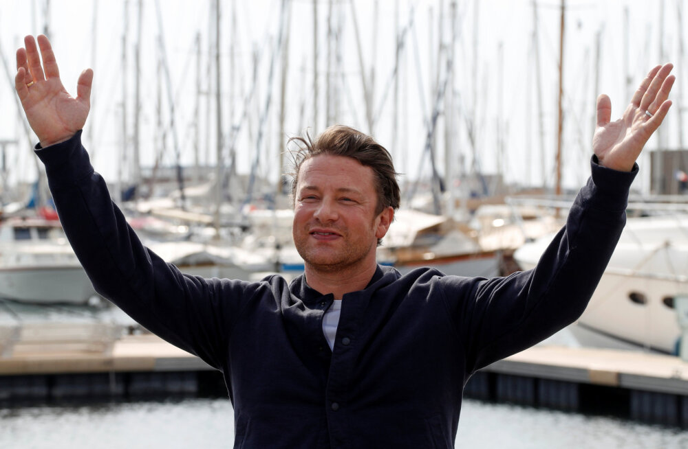Magamine aitas Jamie Oliveri läbi elu raskeima perioodi