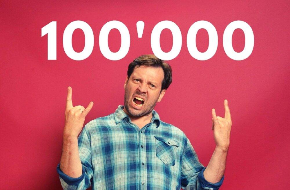 """Superkomöödia """"Klassikokkutulek 3: Ristiisad"""" on kinodesse toonud juba üle 100 000 vaataja"""
