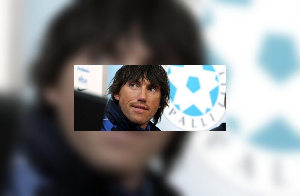 Frank Bernhardt, Eesti U21 peatreener, jalgpall