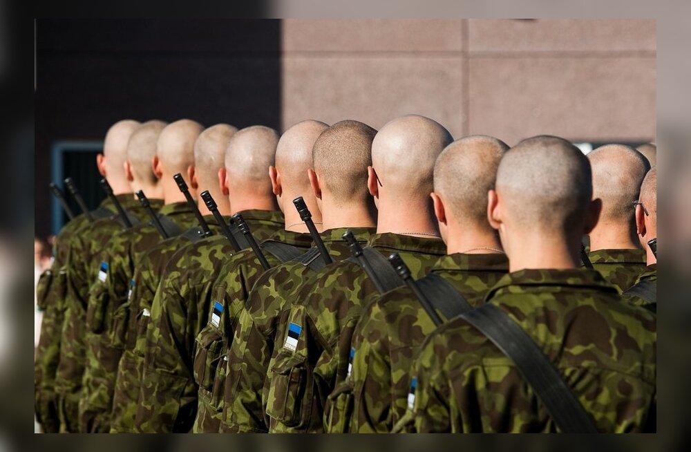 sõdurivande andmine