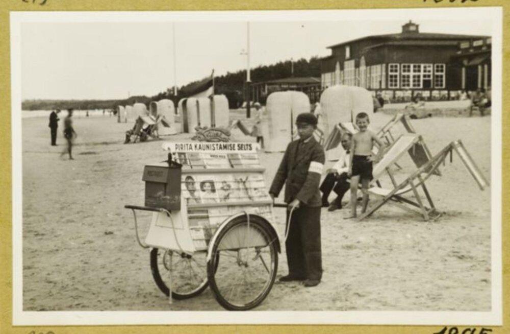 Tule ajalukkku! | 1936: Lapseohtu lehemüüjad liialt ulakad?