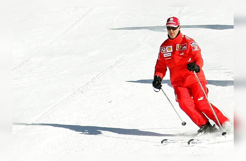 Vormelimaailm soovib Michael Schumacherile kiiret paranemist