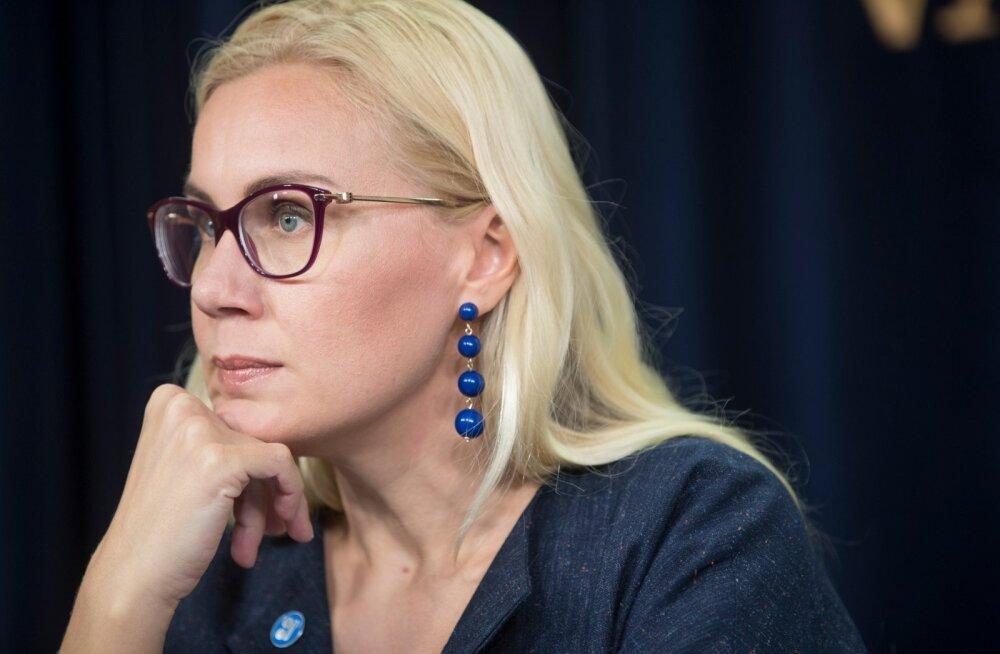 Kadri Simson: mõistan hiidlaste muret, aga otsa tuleks vaadata eelmisele majandusministrile Kristen Michalile