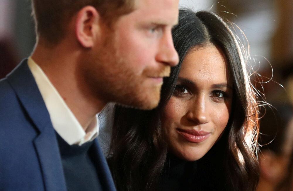Prints Harry kihlatu Meghan Markle'i parimad tsitaadid armastuse, töö ja printsi kohta