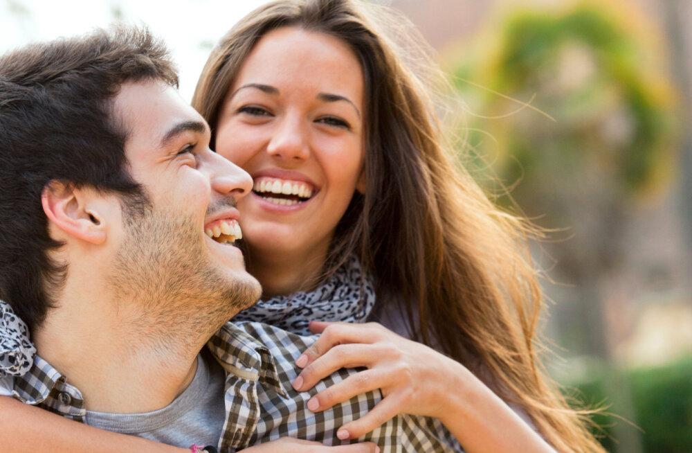 Leia üles oma sisemine rõõm ja naer
