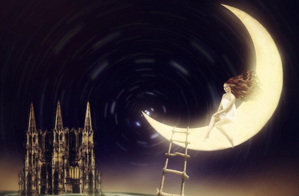 Täna toimub Kuu loomine harmoonilises ja romantilises Kaalude sodiaagimärgis