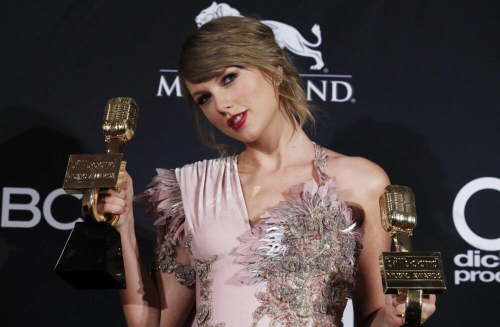 SUUR ÜLEVAADE | Eile jagati Billboardi muusikaauhindu: Vaata, millised staarid riisusid galalt koore!