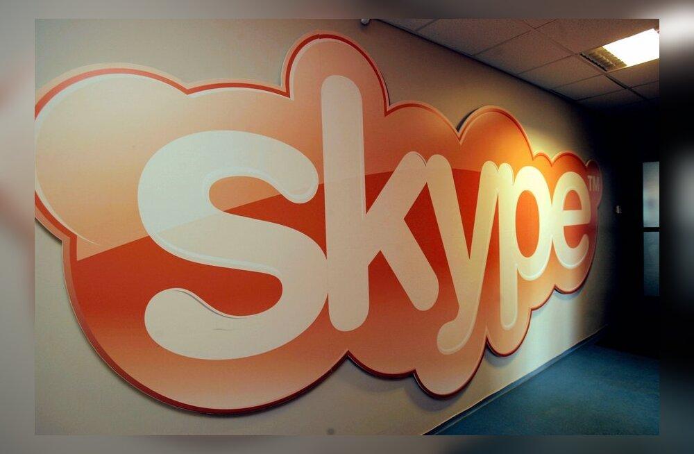 Skype'i ei julgeta tööle kandideerida