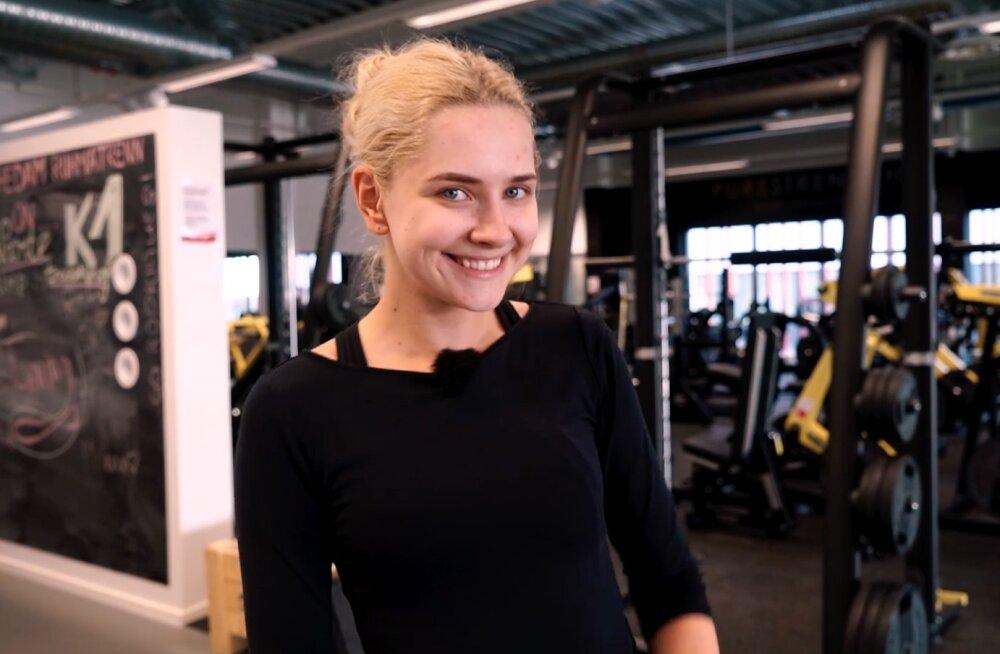 VIDEO: Vaata, milline treeningkava tagab Brigitte Susanne Hundi suurepärase vormi