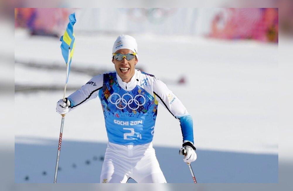 Sochi Olympics Cross Country Men