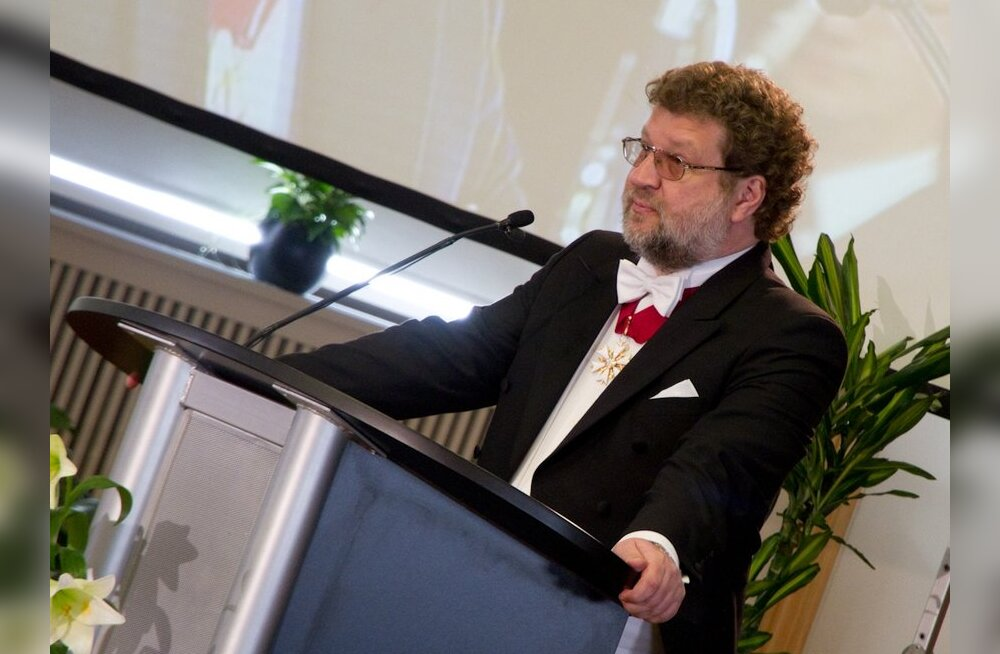 Rein Raud: Eestile sobib riigikogus valitud president