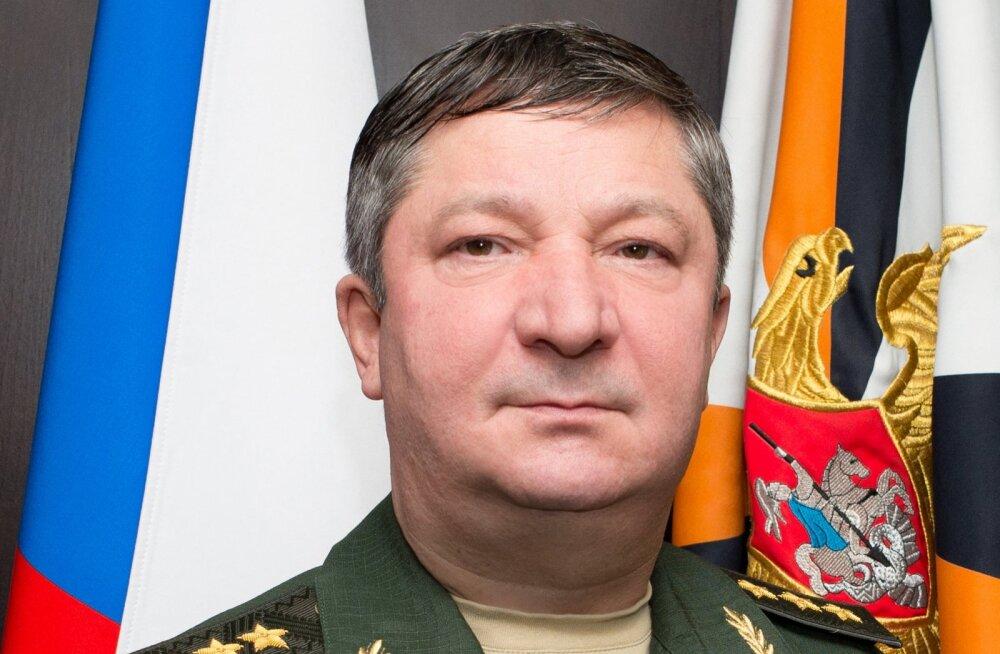 В Москве задержан замглавы Генштаба РФ. Его обвиняют в мошенничестве на 6,7 млрд рублей