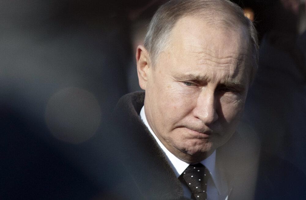 Разведка США выяснила размер доходов Путина
