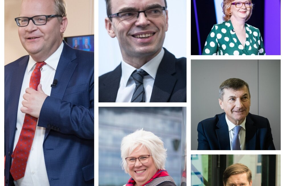 Eesti eurosaadikud