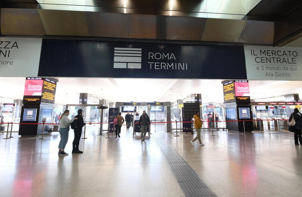 Kogu Itaalia pandi karantiini. Peaminister Giuseppe Conte: me kõik peame Itaalia heaks millestki loobuma