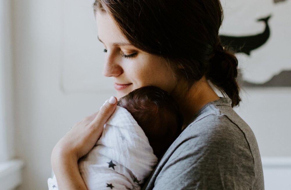 Naine kurdab: kogu lapsekasvatamine on minu õlul ja mees käib rahulikult jõusaalis, selle asemel et kodus abiks olla