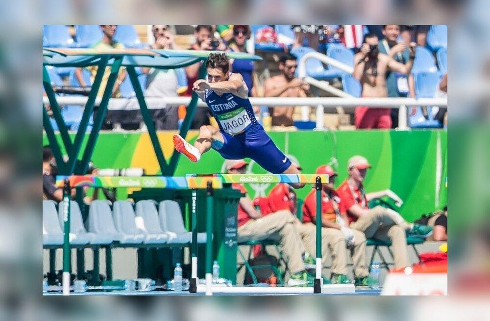 Meeste 400m tõkkejooks Rio de Janeiro olümpial
