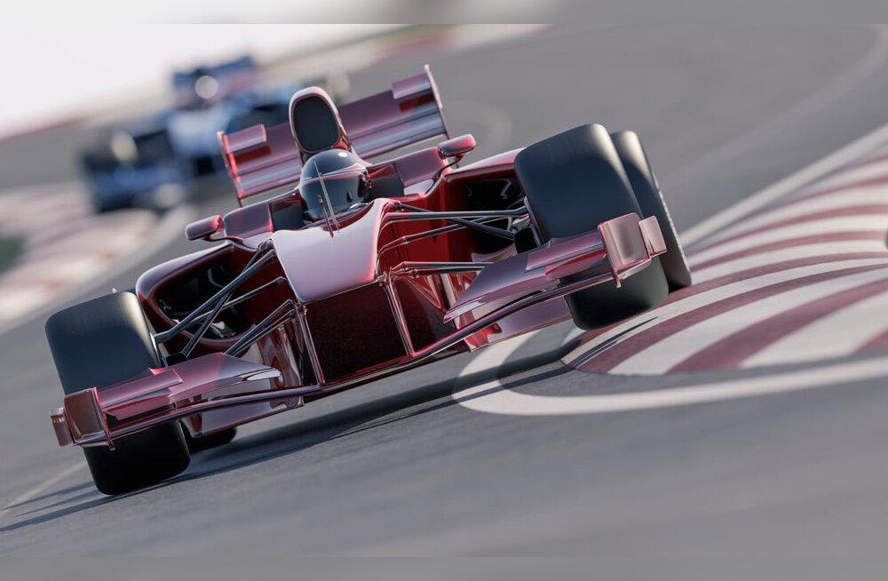 Rosberg kerkis võitudeseeria toel tiitlisoosikuks
