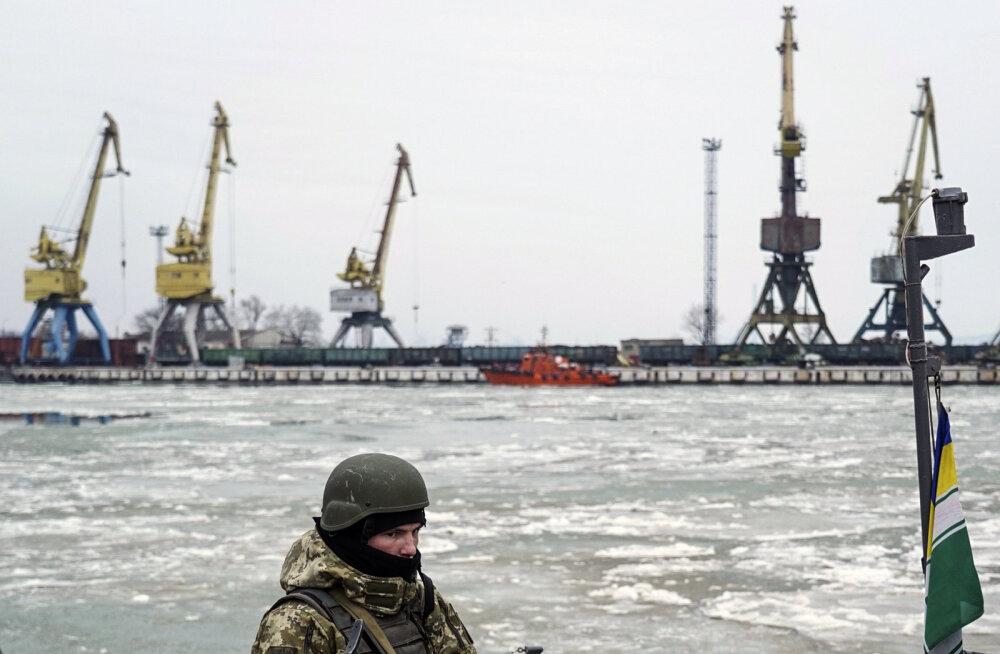 Ukraina teatel lõpetas Venemaa Aasovi mere sadamate blokeerimise