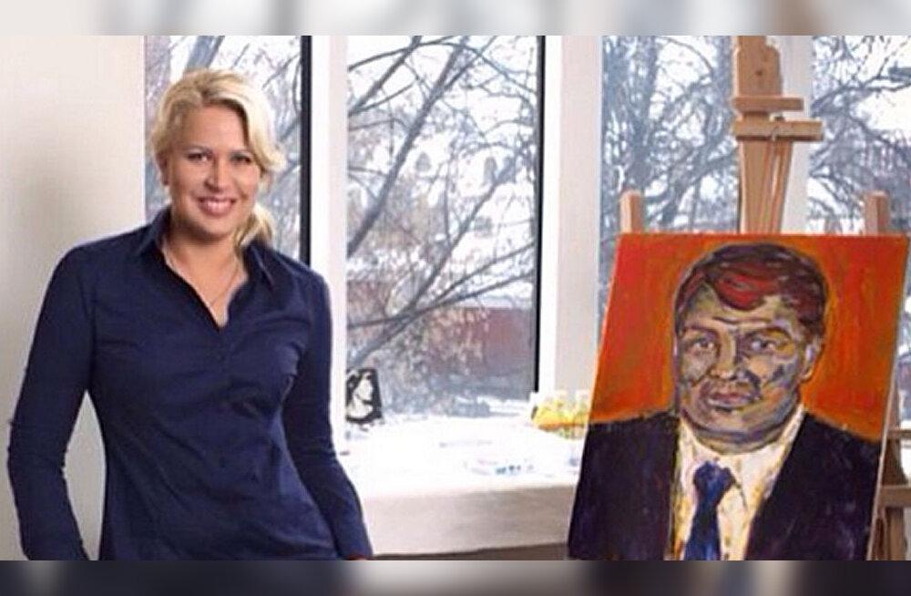 Не посмотрим: Русский музей отказался от картин экс-чиновницы минобороны России Васильевой