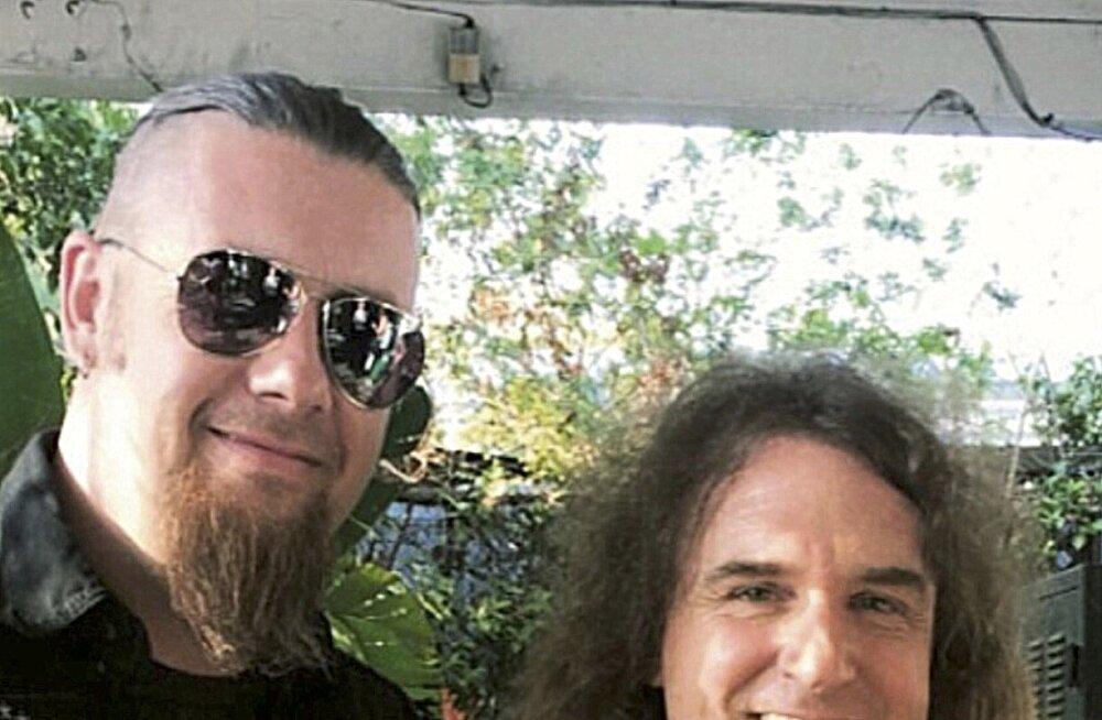 Priit Jürjensi avameelne intervjuu pärast lahkuminekut tuntud hevibändi The Iron Maidens liikmest Nikkist: üksi mind Eestisse ei lubatud