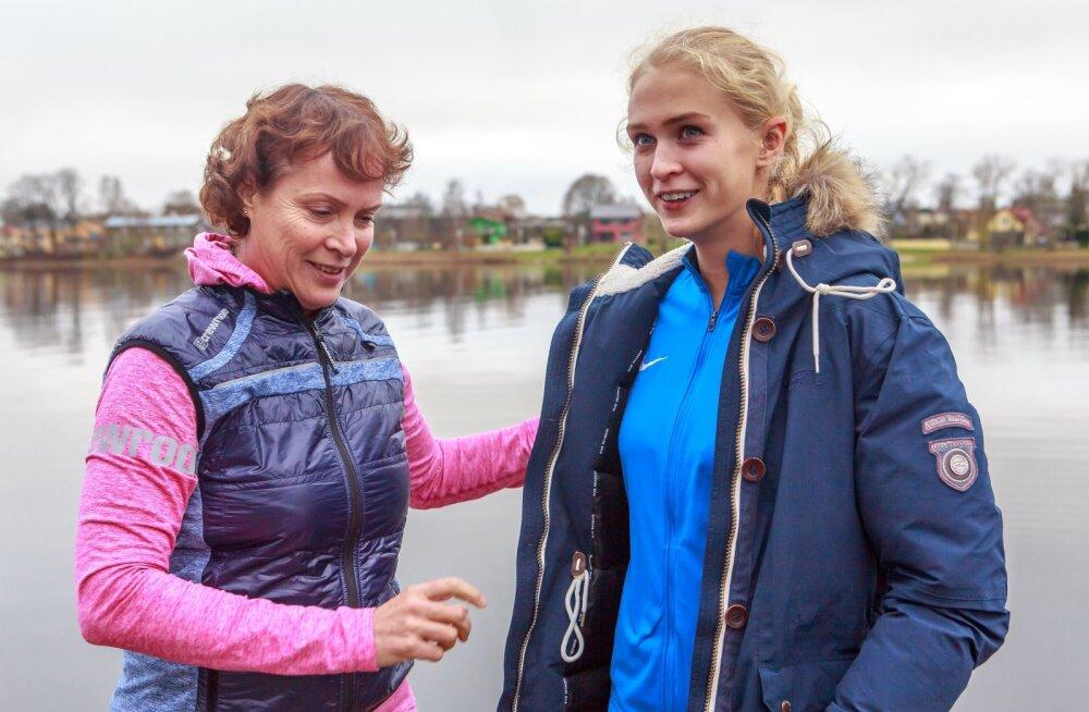 Tatjana ja Greta Jaanson