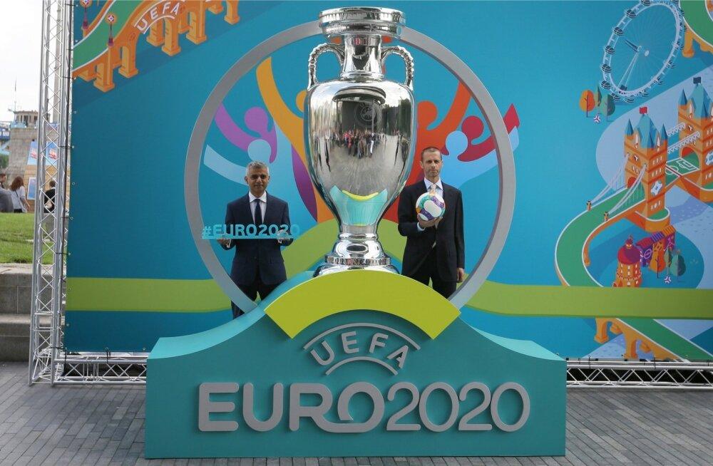 Britain Euro 2020