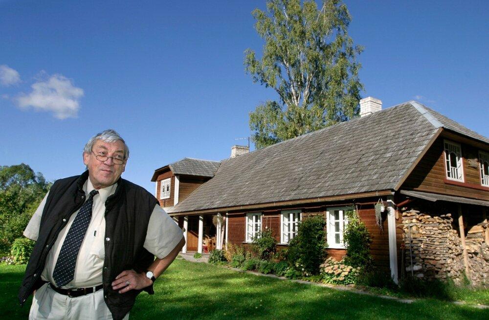 Metsateadlane Toomas Frey: me oleme oma metsa juba seitse aastat ette ära raiunud!