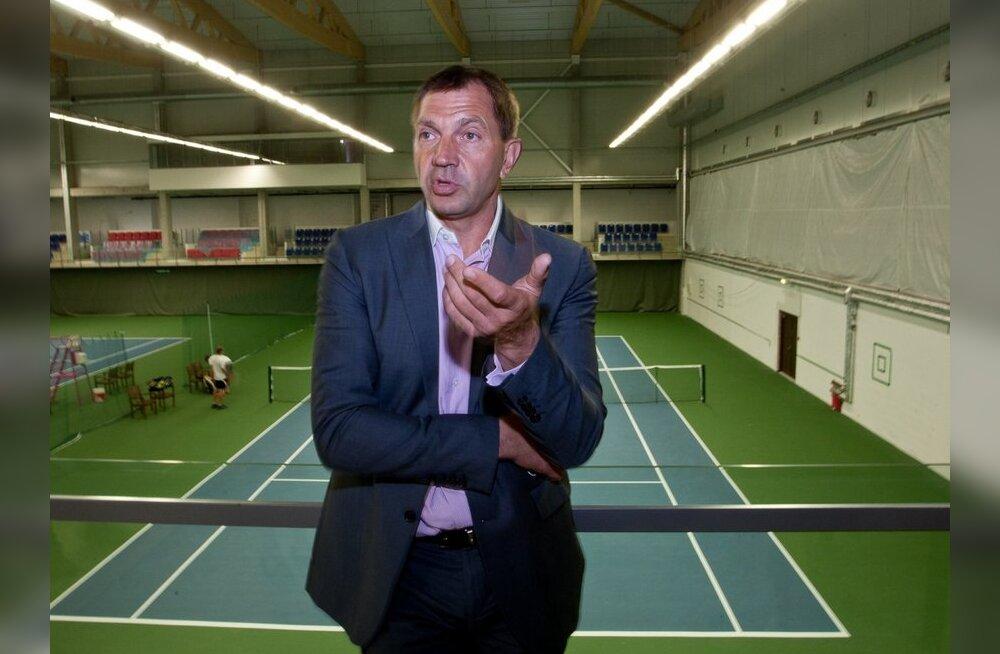 Sõõrumaa tennisekeskus Tallinna linnalt kümmet miljonit ei saa
