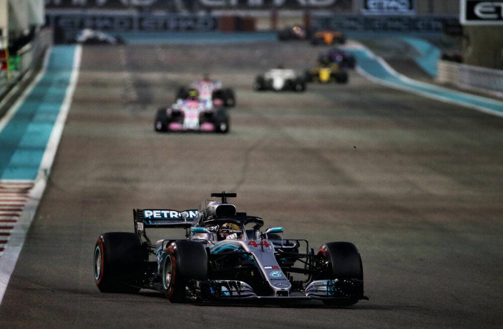 BLOGI | Maailmameister Hamilton lõpetas eduka hooaja etapivõiduga