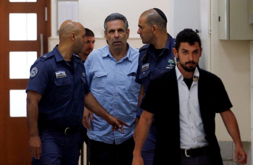 Iisraeli endine minister tunnistas end süüdi Iraani heaks spioneerimises