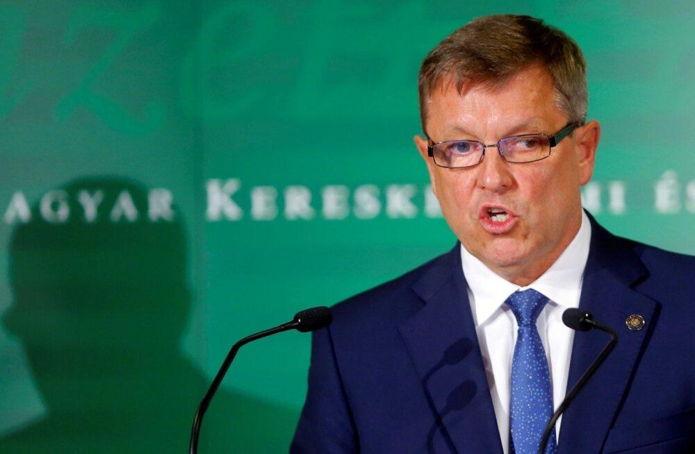 Ungari keskpanga president György Matolcsy