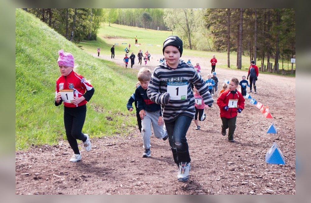 Laupäeval toimub Tartus Baltikumi suurim laste jooksuüritus