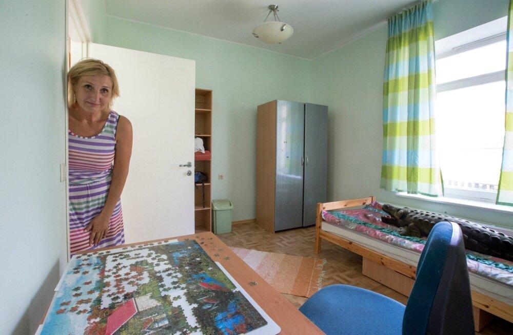 Tallinna lastekodu lastel on oma tulevikuplaanid, osa neist on veel poole peal. Juhataja Leena Masingu sõnul aitaks elatisraha laste arengule kindlasti  kaasa.
