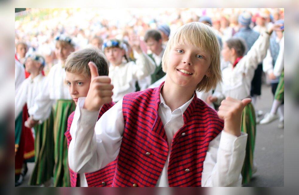 Eestis on lastel parem elu kui Soomes, USA-s ja Ühendkuningriigis