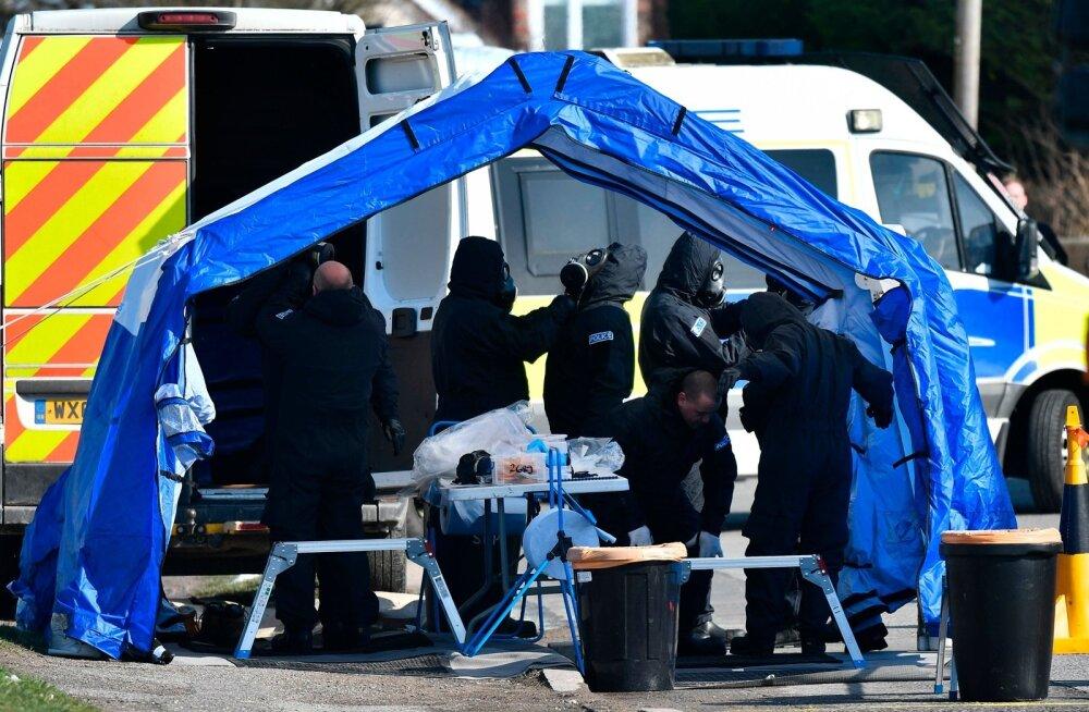 Moskva: Briti võimud ei suuda inimesi keemiarünnaku eest kaitsta või lavastasid selle ise