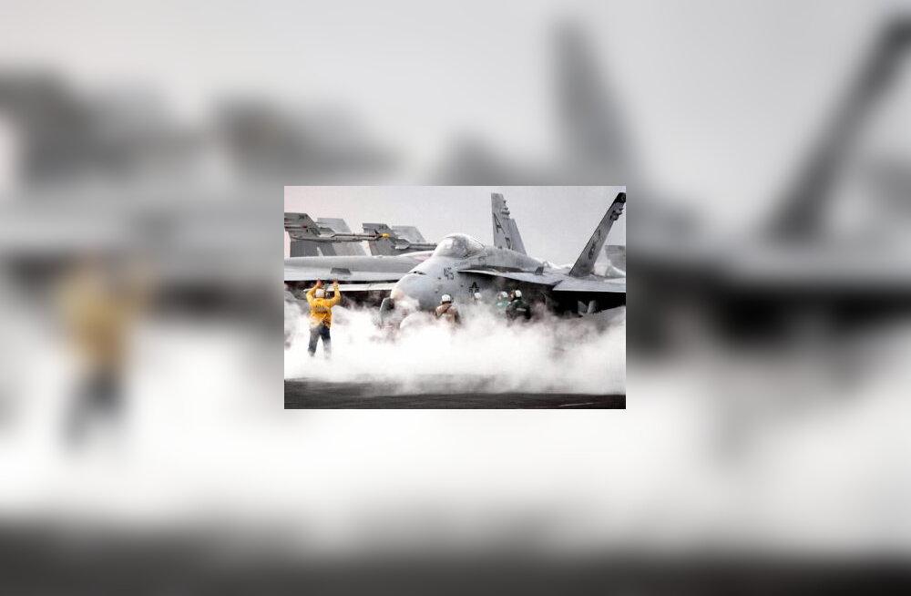USA hävituslennukid