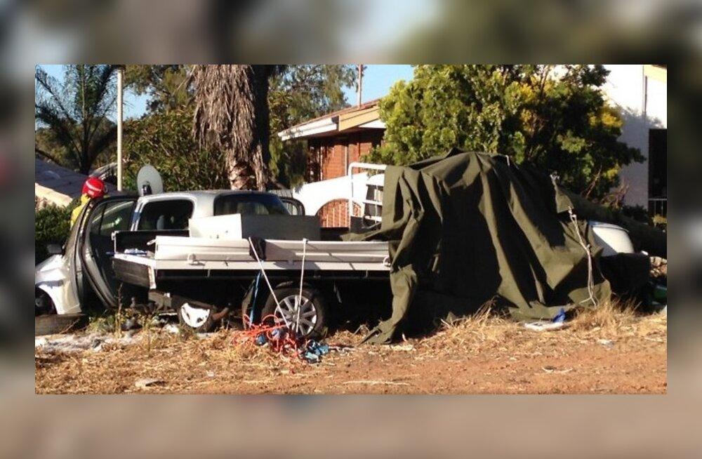 Perthi politsei Delfile: traagilisse avariisse sattunud eestlased töötasid Austraalias