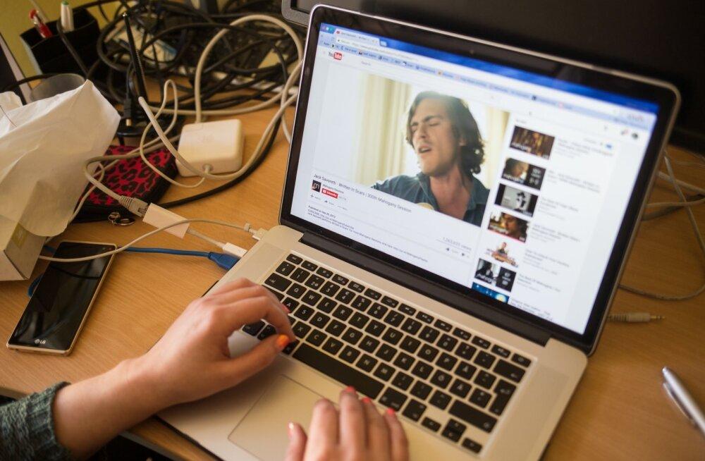 Arvuti ja Internet