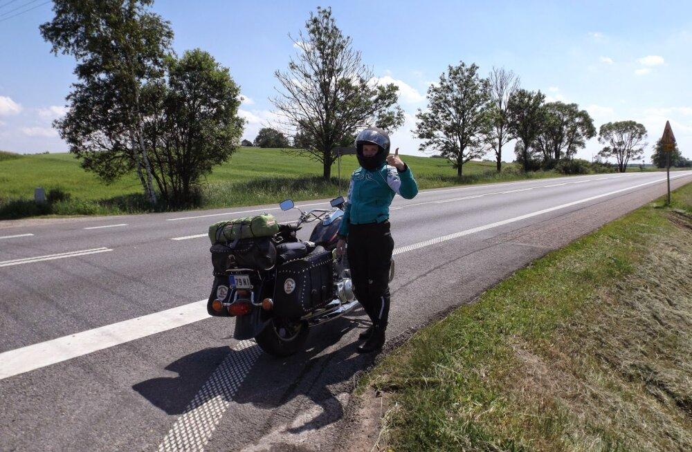 Reisikiri: tsikliga Eestist Itaaliasse ja kuhu me tegelikult jõudsime